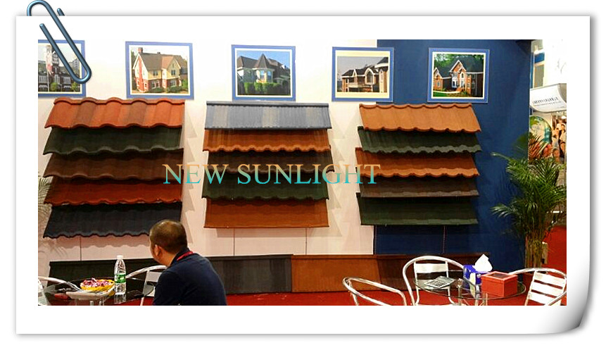 About Us Stone Coated Metal Roof Tiles New Sunlight Roof