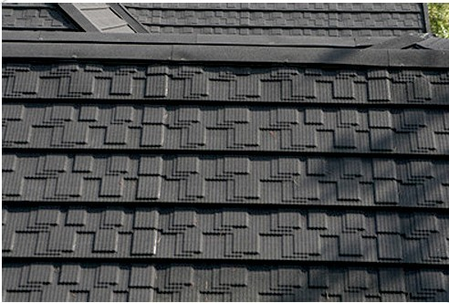 stone coated steel roofing tiles-SHINGLES